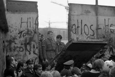 ouverture du Mur