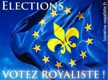 affiche électorale Alliance Royale