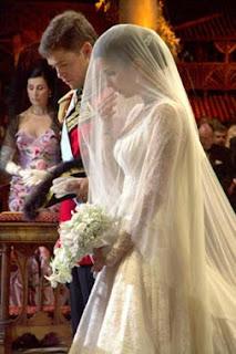 mariage d'Anjou
