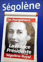 affiche électorale Royal