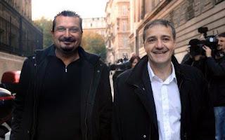 Mosconi et Talamoni à Marseille