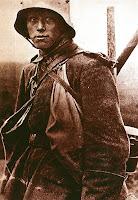 soldat à Verdun