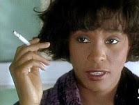 Whitney fumant