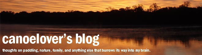 canoelover's blog