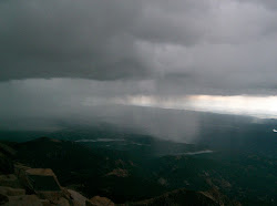 View from Pike&#39;s Peak