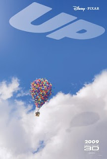 Up Teaser Poster - A movie by Disney Pixar