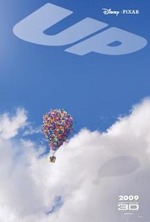 Up Teaser Poster - A movie by Disney Pixar