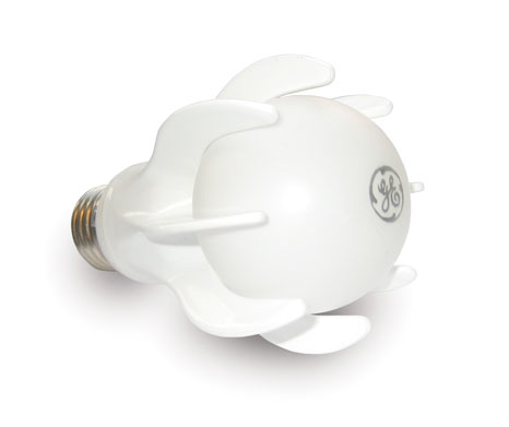 GE Energy Smart LED Bulb: LED light shape bulb