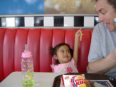 Care For A Fry, Daddy?!