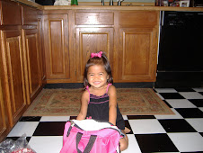 Packing Her Backpack