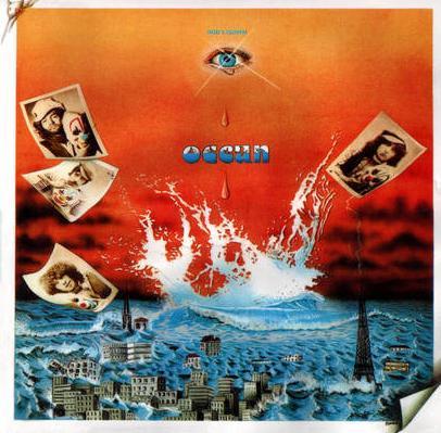 Ocean - God's Clown