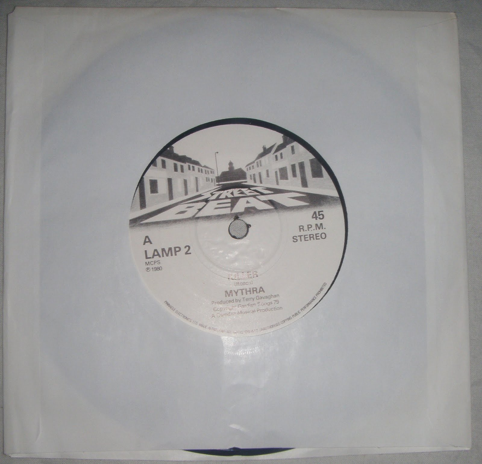Mythra (South Shields, Tyne and Wear) Vinyl%2BA-Side