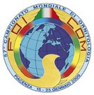 CAMPEONATO MUNDIAL DE ORNITOLOGIA EM ITALIA