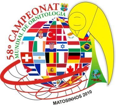 58ºCAMPEONATO MUNDIAL DE ORNITOLOGIA- MATOSINHOS 2010