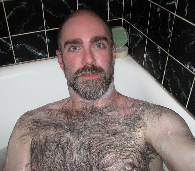 Hairy Chest And Legs For Men