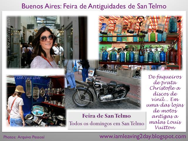 San Telmo Antiques Fair