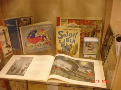 Barnböcker...