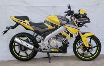 Yamaha Vixion 2007 Modified