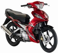 Harga Yamaha Jupiter MX - Z