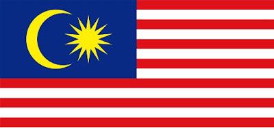 Gambar bendera negara malaysia