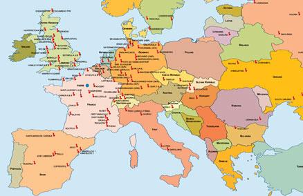 News tourism world mappa del mondo image - Mappa del mondo contorno ks2 ...