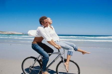 Desejo maior de todos os casais: construir uma relação de harmonia, ser feliz!