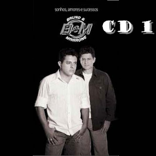 SONHOSAMORES1 Bruno e Marrone Discografia Completa