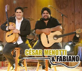 Cesar Menotti e Fabiano - Aqui Tem Viola