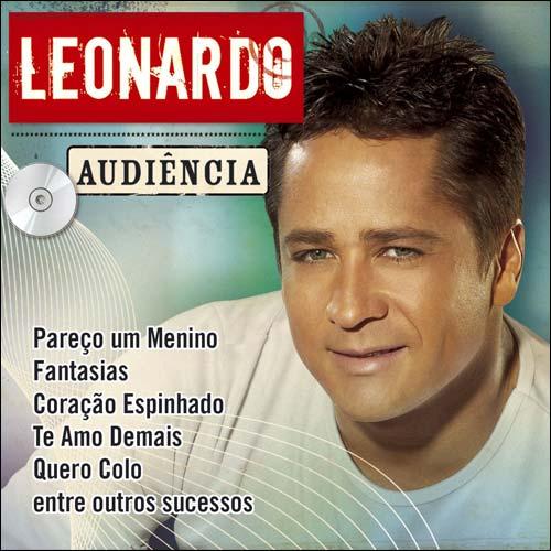 Baixar CD Leonardo   Audiência