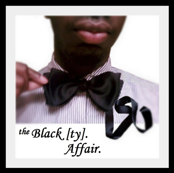"the Black [ T y ] Affair: ""[Operating in a Gucci Colorway.]"""