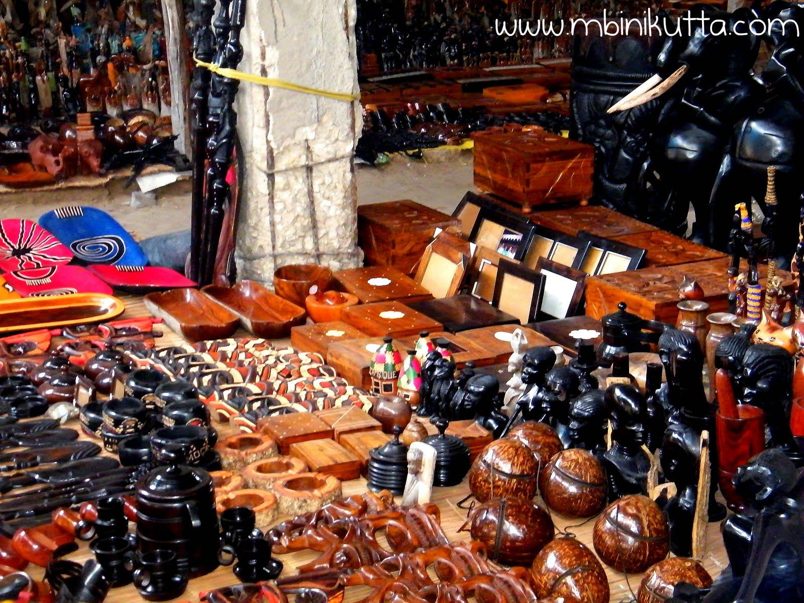 African Craft Market Pretoria