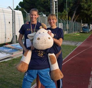 Elena Sorrentino, Lola e Rosa Marchi