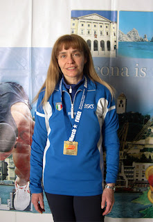 Laura Bianchi Bronzo Triplo W45