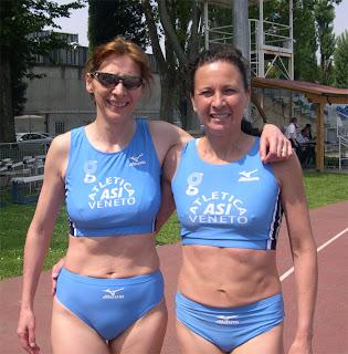 Mirella Giusti e Gabriella Ramani