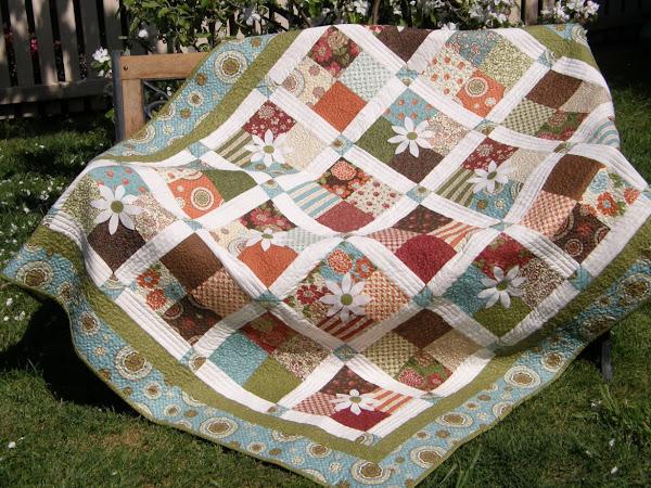 Nanny Sharons Picnic Quilt