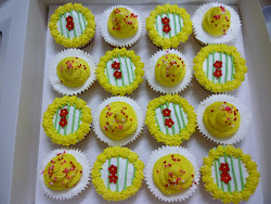 Cupcakes for hantaran