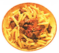 La cocina del cielo pasta fresca italiana lo macarrones for Pasta tipica italiana