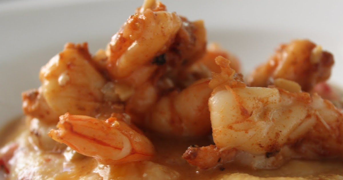 Domestic Divas Blog: Simple Suppers: Smoky Shrimp and Grits with ...