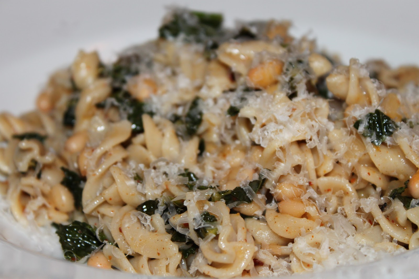 ... Blog: Meatless Monday: Kale & Navy Bean Pasta with Smoked Paprika