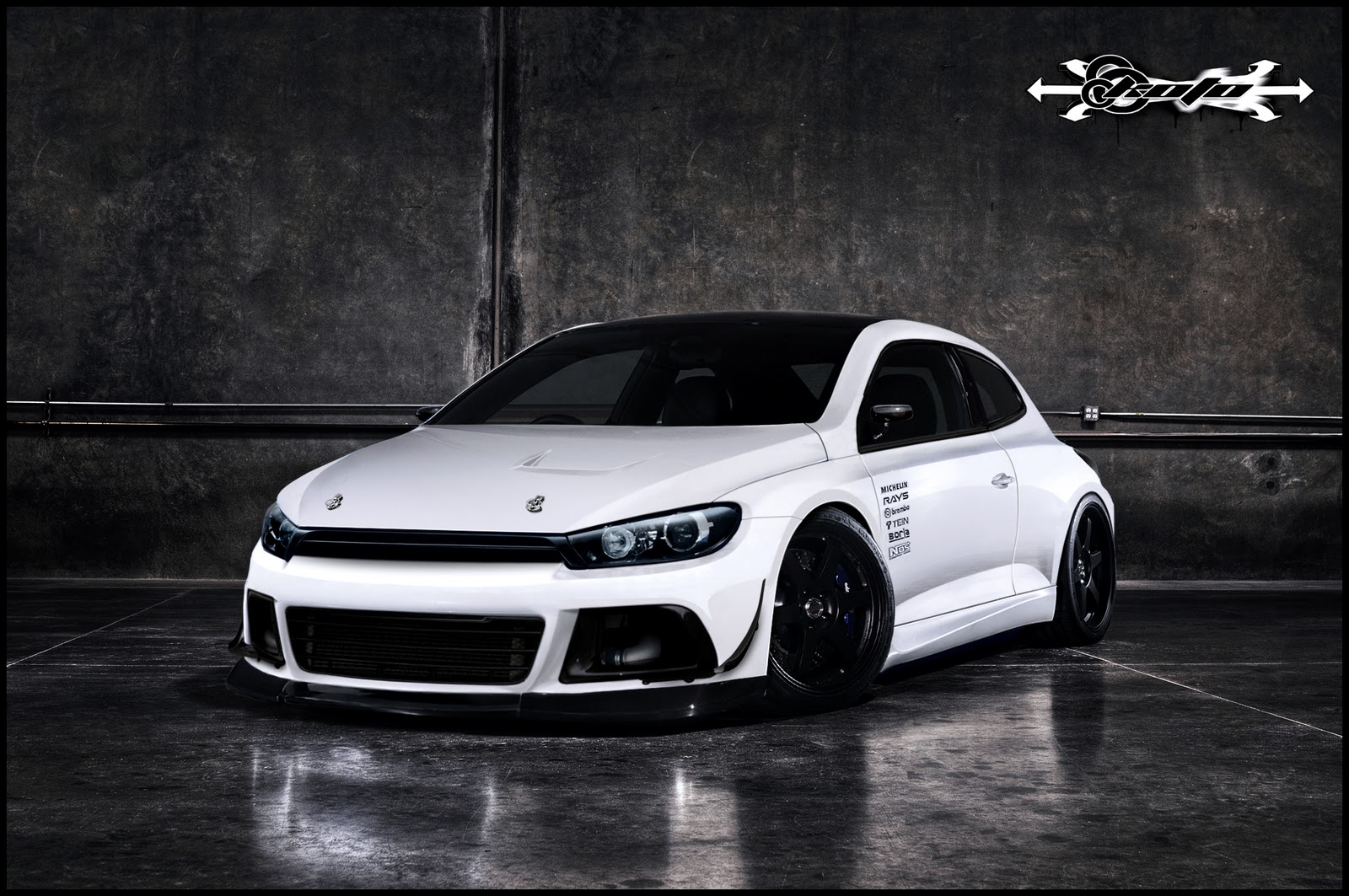 free cars hd wallpapers volkswagen scirocco tuning car hd