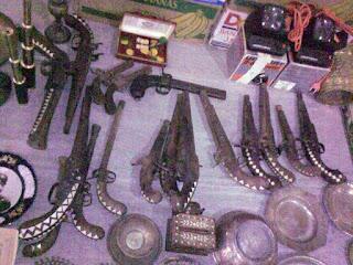old guns!