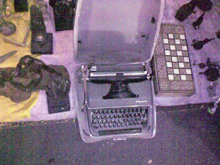 old type machine