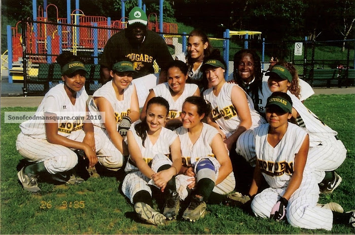 2010 Snowden High Softball Team