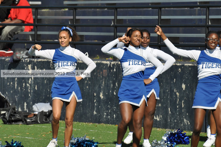 O'Bryant Cheerleaders