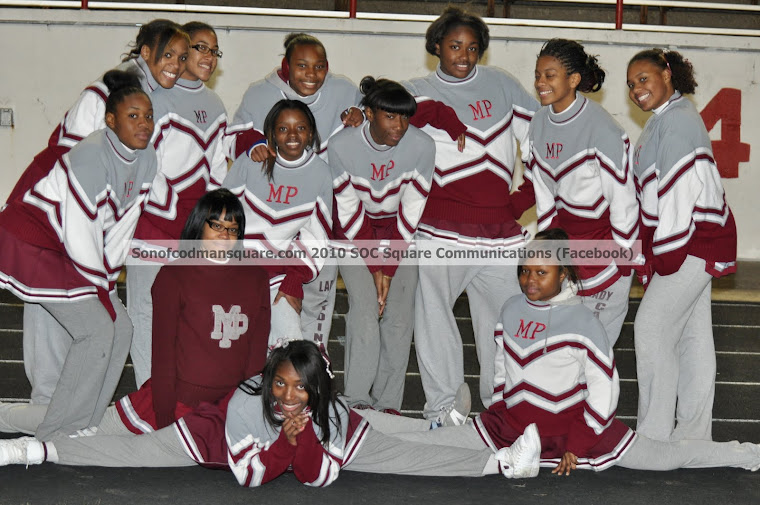 The 2010-2011 Madison Park High School Cheerleaders!