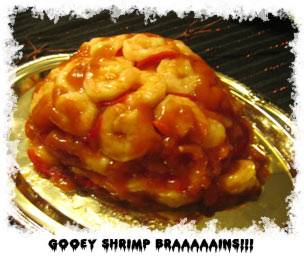 Devilish delights more brain food more brain food this recipe looks so gross and is so much fun the general idea is based off of one by better homes and gardens forumfinder Choice Image