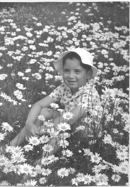 Tomaso Kemeny sulle colline di Buda - 1942