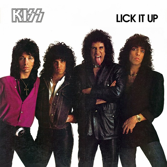 LICK IT UP KISS+LICK+IT+UP