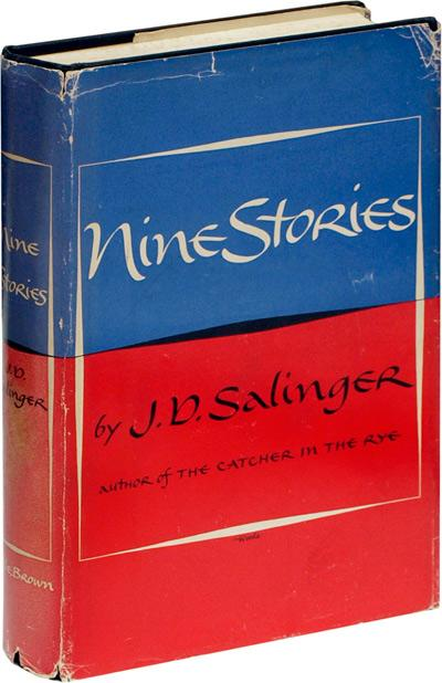 jd salinger nine stories essay Other essays term papers (paper 2341) on jd salinger: jerome david salinger was born on january 1, 1919 in new york city his parents were sol and marie salinger.