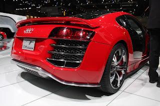 Audi R8 V12 TDI LeMans Concept